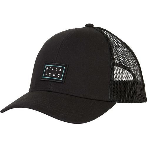 78882086e40b4 usa billabong mens walled trucker mesh hat bealls florida d0f4d 42edf