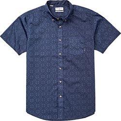 Billabong Mens Sundays Minimark Woven Button Down Shirt