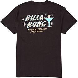 Billabong Mens Good Drinks T-Shirt