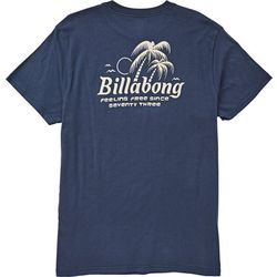 Billabong Mens Foxtail Short Sleeve T-Shirt