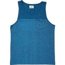 Billabong Mens Zenith Blocked Tank Top