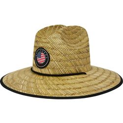 Billabong Mens Native Rotor Tides American Flag Hat