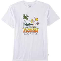 Billabong Mens Florida Biter Short Sleeve T-Shirt