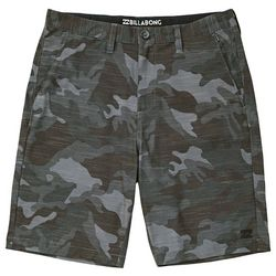 Billabong Mens Crossfire X Slub Submersibles Chino Shorts