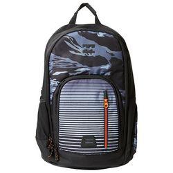 Billabong Camo & Stripe Command Backpack