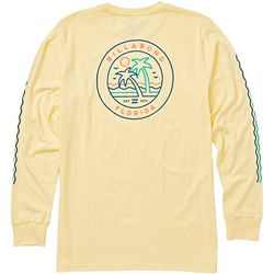 Billabong Mens Rainbow Long Sleeve T-Shirt