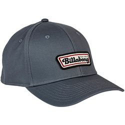 Billabong Mens Walled Patch Stretch Hat