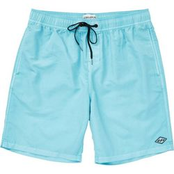 Billabong Mens All Day Layback Solid Recycled Boardshorts