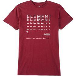 Element Mens Shutter Short Sleeve T-Shirt