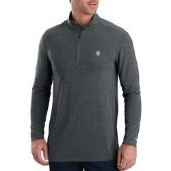 Carhartt Mens Force Extremes Half Zip Shirt