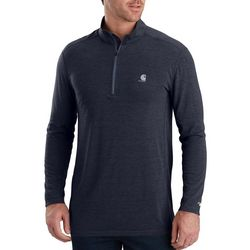 Carhartt Mens Force Extremes Half Zip Shirt