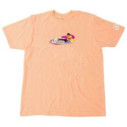 Neff Mens Retro Bloom T-Shirt