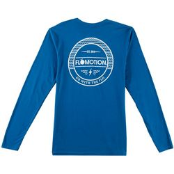 Flomotion Mens Stamp 2.0 Long Sleeve T-Shirt