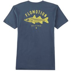 Flomotion Mens Snook T-Shirt