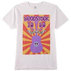 Philcos Mens Woodstock Festival Graphic T-Shirt