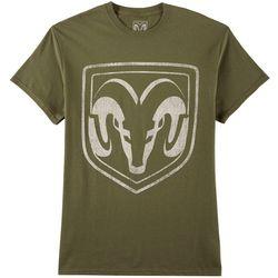Philcos Mens Dodge Ram Logo Graphic T-Shirt