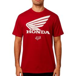 Fox Mens Honda Basic T-Shirt