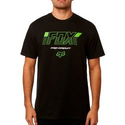 Fox Mens Pro Circuit Sleeve Basic T-Shirt