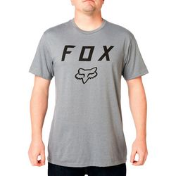 Fox Mens Legacy Moth Heathered  T-Shirt