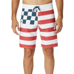 Fox Mens Patriotic Boardshorts
