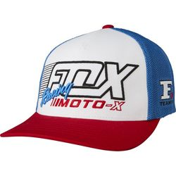 Fox Mens Flection Snapback Trucker Hat