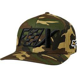 Fox Racing Mens Czar Flexfit  Hat