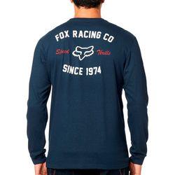 Fox Mens Speed Thrills Long Sleeve T-Shirt