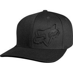 Fox Mens Solid Signature Flexfit Hat