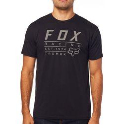 Fox Mens Trademark Short Sleeve T-Shirt