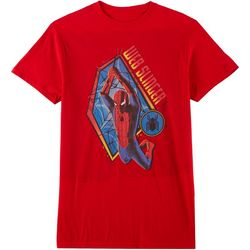 Mad Engine Mens Spider-Man Web Slinger T-Shirt