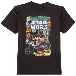 Star Wars Mens Comic Sense T-Shirt