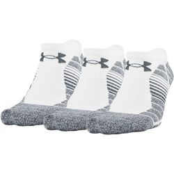 Under Armour Mens 3-pk. Elevated Performance No Show Socks