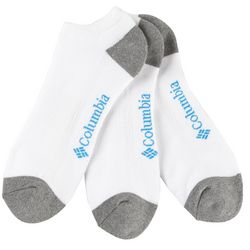 Columbia Mens 3-pk. Athletic No Show Socks