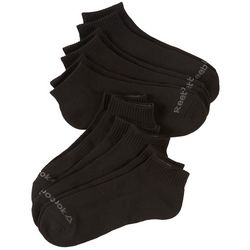 Reebok Mens 6-pk. Basic Quarter Socks