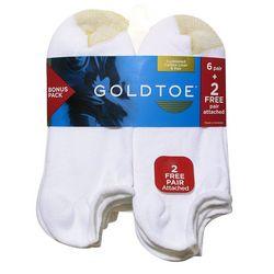 Gold Toe Mens 8-pk. Classic Athletic No Show Socks