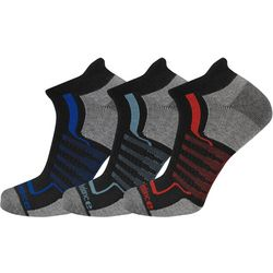 New Balance Mens 3-pk. Low Cut Tab Socks