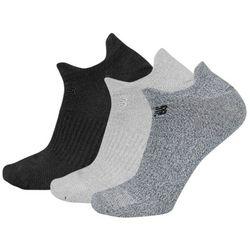 New Balance Mens 3-pk. Double Tab Low Cut Sock