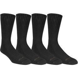 Carhartt Mens 4-pk. All Season Boot Crew Socks