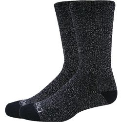 Dickies Mens 2-pk. Moisture Control Black Socks