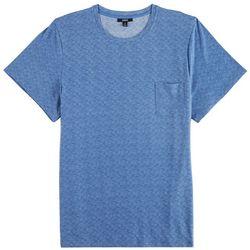 Ande Mens Whisper Luxe Heathered Pajama Shirt