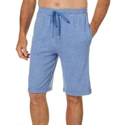 Ande Mens Whisper Luxe Stripe Pajama Shorts