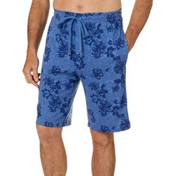 Ande Mens Whisper Luxe Tropical Camo Pajama Shorts