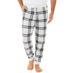 Ande Mens Tartan Plaid Jogger Pajama Pants