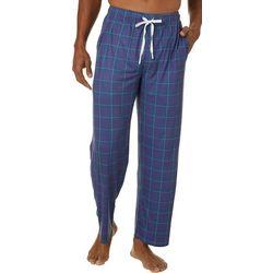 Tackle & Tides Mens Checkered Print Pajama Pants