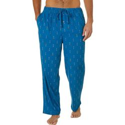Tommy Bahama Mens Tropical Pineapple Sleep Pants