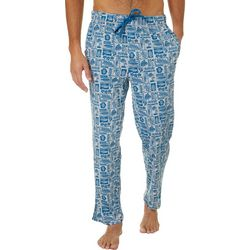 Tommy Bahama Mens Tropical Icon Sleep Pants