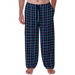 Jockey Mens Plaid  Broadcloth Pajama Pants