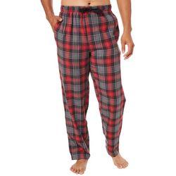 Jockey Mens Tartan Plaid Print Flannel Pajama Pants