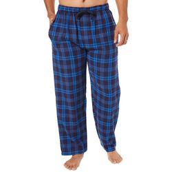 Jockey Mens Plaid Flannel Pajama Pants