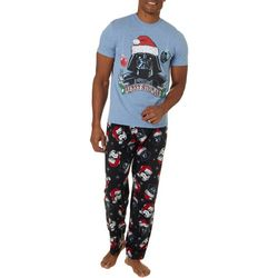 Star Wars Mens Merry Sithmas Pajama Set